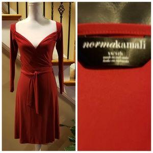 Normakamali wrap dress